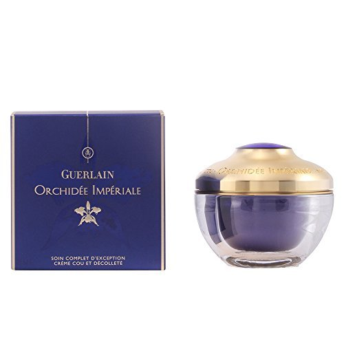 Guerlain Orchidee Imperiale Exceptional Complete Care Neck and Decollete Cream for Unisex, 2.5 Ounce by Guerlain thumbnail