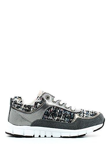 GRUNLAND RUNN SC1766 antracite scarpe bambina sportive sneakers