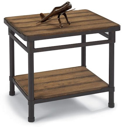 Cheap Flexsteel 6640-01 Forest Glenn End Table (B0047ZAEGE)