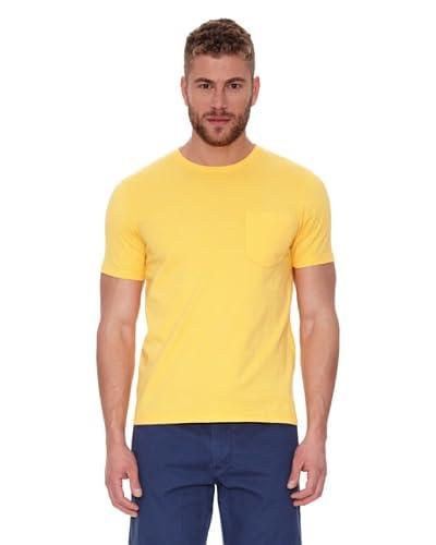 Dockers Camiseta GMD Amarillo