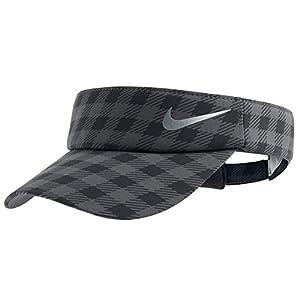 Nike Ladies Dri-FIT Seasonal Print Visor Black