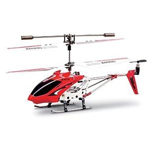 SYMA S107G Mini Helikopter Gyro - Rot