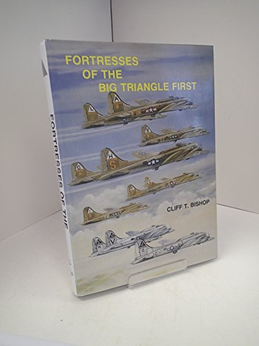 Fortresses of the Big Triangle First - a History of the Aircraft Assigned to the First Wing and First Bombardment Division of the Eighth Air Force from August 1942 to 31st March 1944 PDF