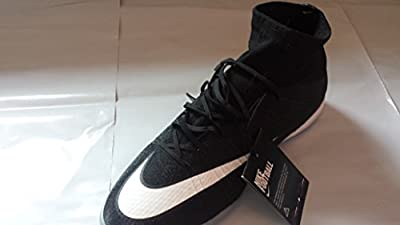 Nike 2014 Men Elastico Superfly SE IC Football Cleats Shoes Black 776562-010 US 10.5