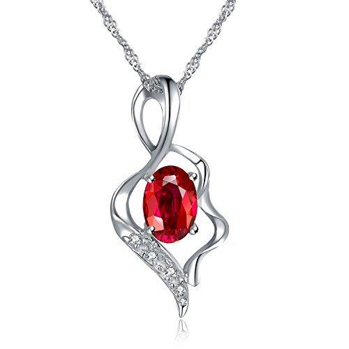 100-genuine-garnet-cz-diamonds-925-silver-18k-18ct-white-gold-plating-necklace-gem-jewellery