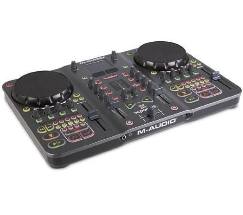 M-AUDIO Torq Xponent mixing decks