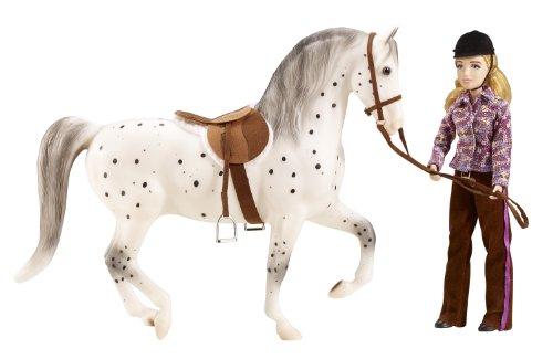 breyer-1409-figurine-animal-coffret-en-selle-cheval-poster-et-accessoires