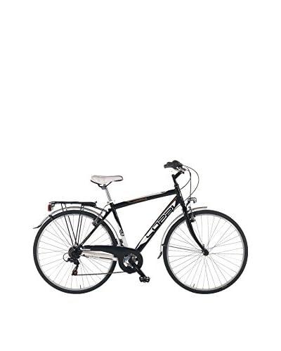 Coppi Bicicleta Trekking Aluminio Rambling Negro