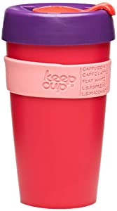 KeepCup The Worlds First Barista 16oz Large Reusable Cup, Guava