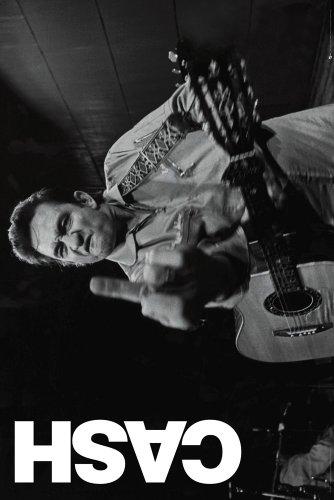 GB eye, Maxi Poster, Johnny Cash, San Quentin (Finger) 61x91.5cm