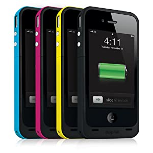 Mophie Juice Pack extends the battery life of your iPhone