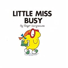 Little Miss Busy (Little Miss Library)
