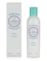Perlier White Almond Elasticizing Almond Oil 200ml