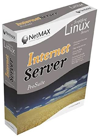 NetMAX Internet Server Pro Suite 3.0