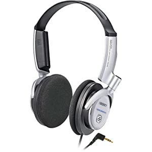 Sony MDR-NC6 Noise Canceling Headphones (Discontinued by Manufacturer)