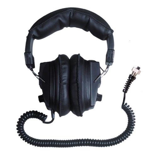 Land Headphones With Water Tight Connector