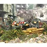 Forces Of Valor 1:32th Scale German 352nd Infantry Division - Normandy 1944 Four Soldiers And Accessories