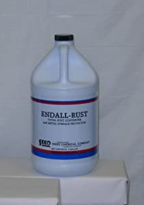Endall Rust Converter - 1 Gallon size by Snee Chemical Company