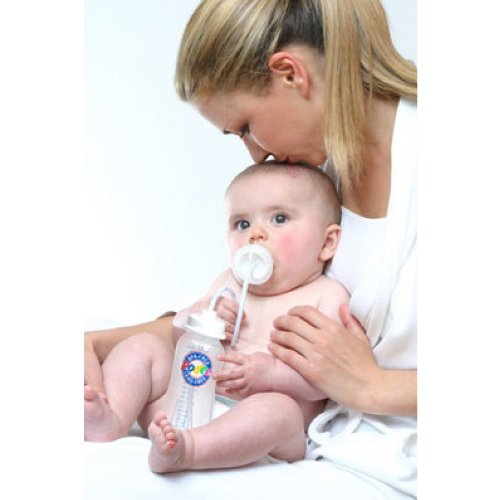 Combo Podee Baby Bottle Double Pack Complete Handsfree