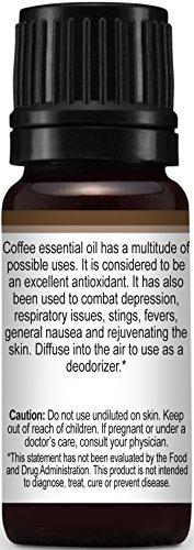 Coffee-Essential-Oil-10-ml-13-oz-100-Pure-Undiluted-Therapeutic-Grade