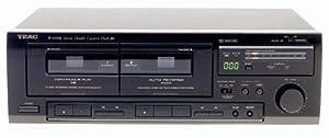 TEAC W-600R Dual Full-Logic Cassette