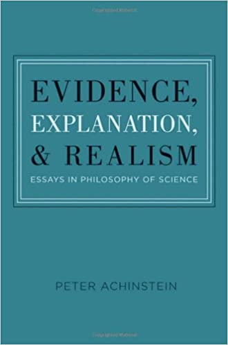 Philosophy of science essays here!