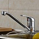 1リノベーション 低コスト シンク や 洗面台  水栓金具 シングルレバー 混合栓