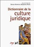echange, troc Collectif - Dictionnaire de la culture juridique