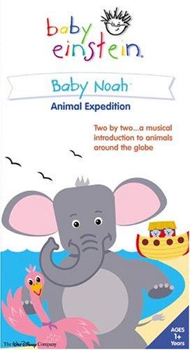Baby Einstein - Baby Noah [Vhs] front-1042419