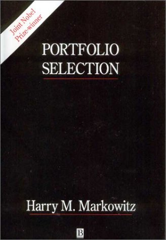 Portfolio Selection: Efficient Diversification of Investments