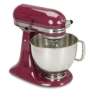 KitchenAid Artisan Stand Mixer KSM150PS: Boysenberry