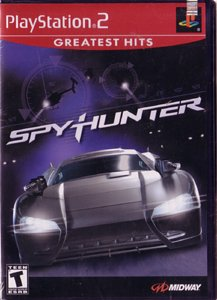 Spy Hunter - PlayStation 2