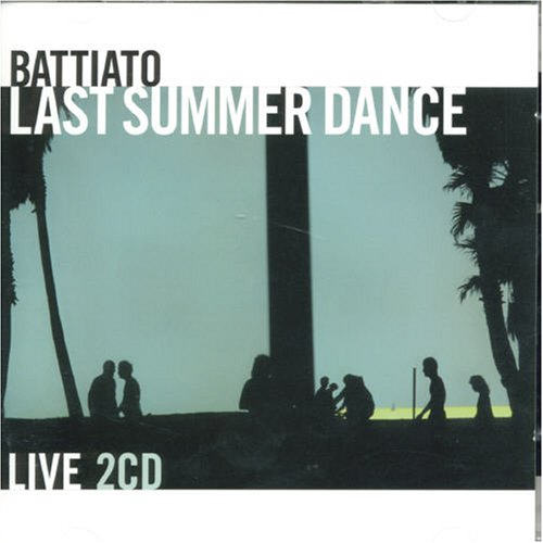 Franco Battiato - Last Summer Dance Live - Zortam Music