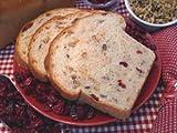Cranberry Nut Gourmet Bread Machine Mix