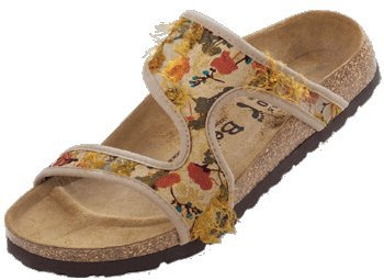 Cheap Betula slippers Zara in size 39.0 N EU made of Synthetik in Golden Autumn with a narrow insole (B005OI7MHM)