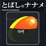 釣研(TSURIKEN) とばしナナメ 中 オレンジ