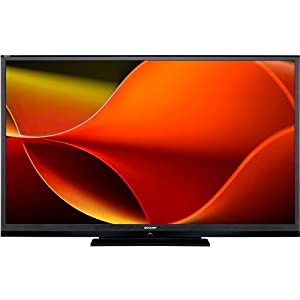 Sharp LC70LE600U 70-Inch 120Hz LED-LCD TV