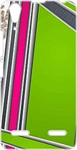 a AND b Designer Printed Mobile Back Cover / Back Case For Lenovo A6000 (LEN_A6000_3D_1767)