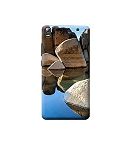 Barisa Epic Premium Printed Back Case Cover With Full protection For Lenovo A7000/K3 Note (Designer Case)