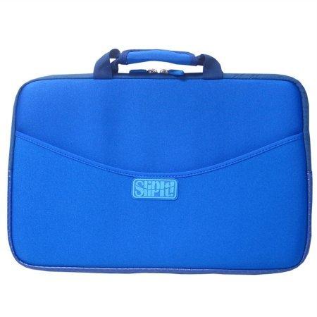 Pc Treasures 07546 Bag 17.31 Pocket & Handles Ice Blue Slipit Plus Lycra