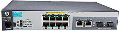 HP 2530-8-POE+ Ethernet Switch J9780A#ABA