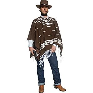 Authentic Western Wandering Gunman (Large)