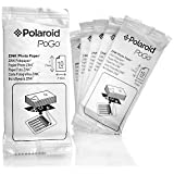 "ZINK Media 2""x3"" Photo Paper for Polaroid Pogo Printers & Polaroid Two Instant Camera (100 prints, 10 Packs of 10)"