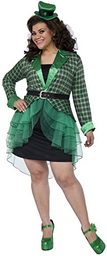 Delicious Women's Lucky Lass Adult Costume