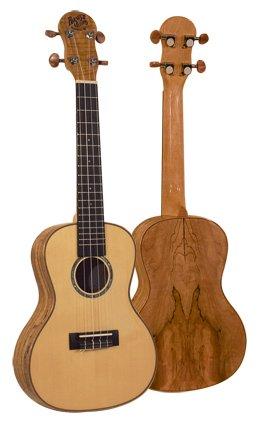 Barnes  &  Mullins BMUK2C Spruce  &  Spalt Maple Concert Ukulele