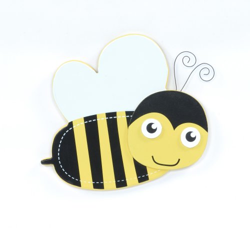 Munch Wall Decor, Bee - 1