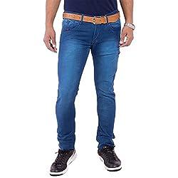 URBAN FAITH Blue Jeans in new look