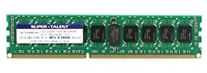 Super Talent DDR3-1333 2GB/128x8 ECC/REG Micron Chip Server Memory W13RB2G8M
