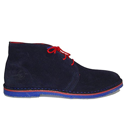El Ganso Uomo scarpe blu Size: 40