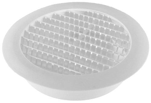 Speedi-Products SM-RSV 6 6-Inch Diameter Plastic Round Soffit Vent (Soffit Vent Mesh compare prices)